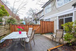 "Photo 32: 35 5950 OAKDALE Road in Burnaby: Oaklands Townhouse for sale in ""HEATHERCREST"" (Burnaby South)  : MLS®# R2536140"