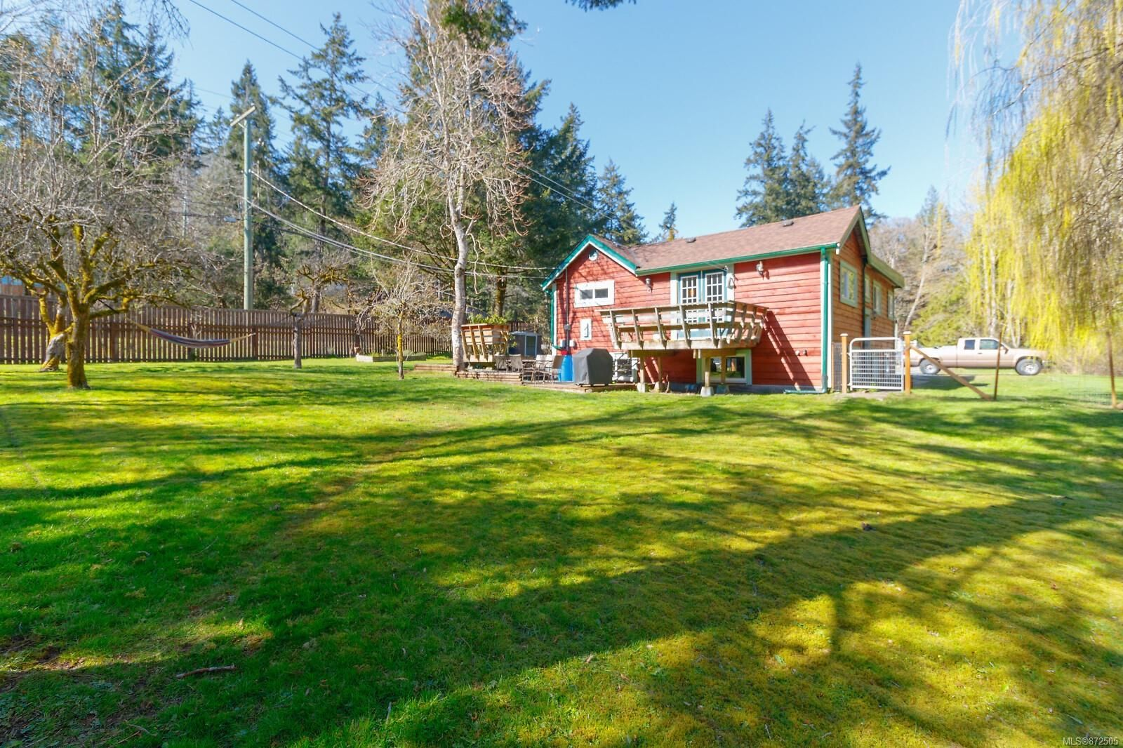 Main Photo: 4025 Happy Valley Rd in : Me Metchosin House for sale (Metchosin)  : MLS®# 872505