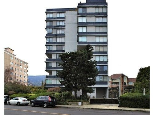 Main Photo: 703 2167 BELLEVUE Ave in West Vancouver: Dundarave Home for sale ()  : MLS®# V1073557
