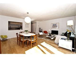 """Photo 5: 105 1299 W 7TH Avenue in Vancouver: Fairview VW Condo for sale in """"MARBELLA"""" (Vancouver West)  : MLS®# V935816"""