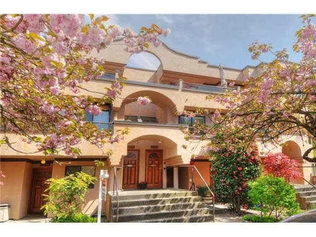 Main Photo: 2380 YEW Street in Vancouver: Kitsilano Townhouse for sale (Vancouver West)  : MLS®# R2586646