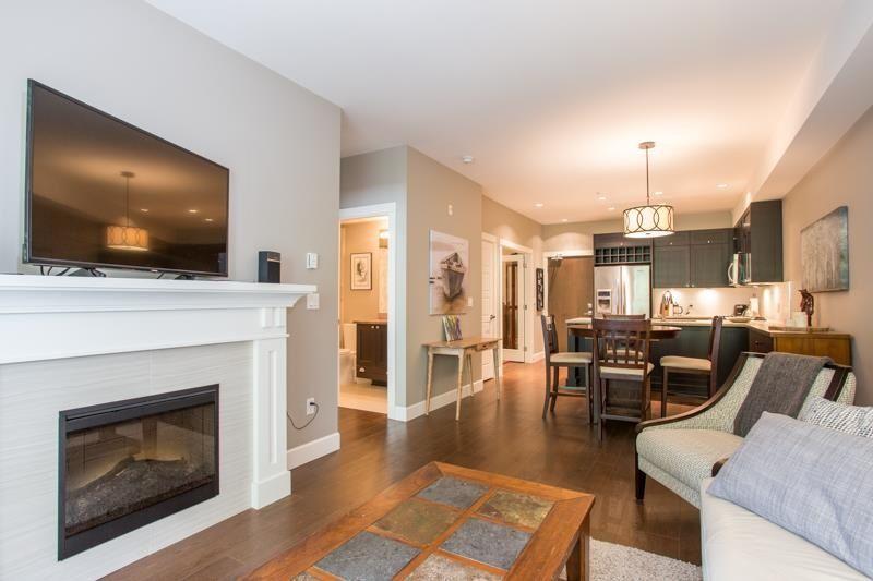 """Photo 8: Photos: 211 15185 36 Avenue in Surrey: Morgan Creek Condo for sale in """"EDGEWATER"""" (South Surrey White Rock)  : MLS®# R2580730"""
