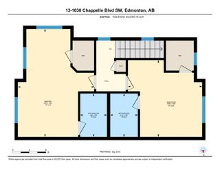 Photo 34: 13 1030 CHAPPELLE Boulevard SW in Edmonton: Zone 55 Townhouse for sale : MLS®# E4234564