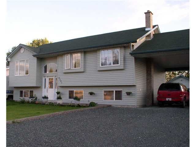 Main Photo: 6501 DRIFTWOOD Road in Prince George: Valleyview House for sale (PG City North (Zone 73))  : MLS®# N208291