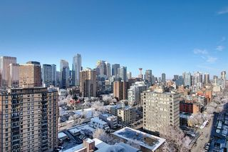 Photo 2: 1607 1500 7 Street SW in Calgary: Beltline Apartment for sale : MLS®# A1138337