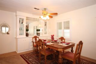 Photo 6: CARLSBAD WEST Manufactured Home for sale : 2 bedrooms : 7305 San Luis #240 in Carlsbad