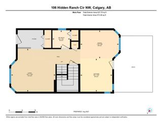 Photo 32: 106 Hidden Ranch Circle NW in Calgary: Hidden Valley Detached for sale : MLS®# A1139264