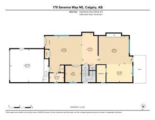 Photo 33: 179 Savanna Way NE in Calgary: Saddle Ridge Detached for sale : MLS®# A1116471