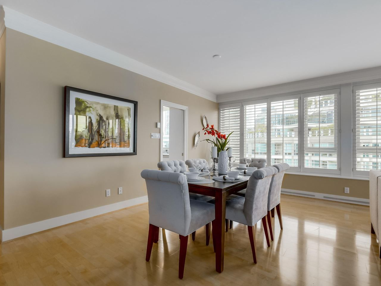 """Photo 7: Photos: 800 1675 HORNBY Street in Vancouver: Yaletown Condo for sale in """"SEAWALK SOUTH"""" (Vancouver West)  : MLS®# R2083569"""