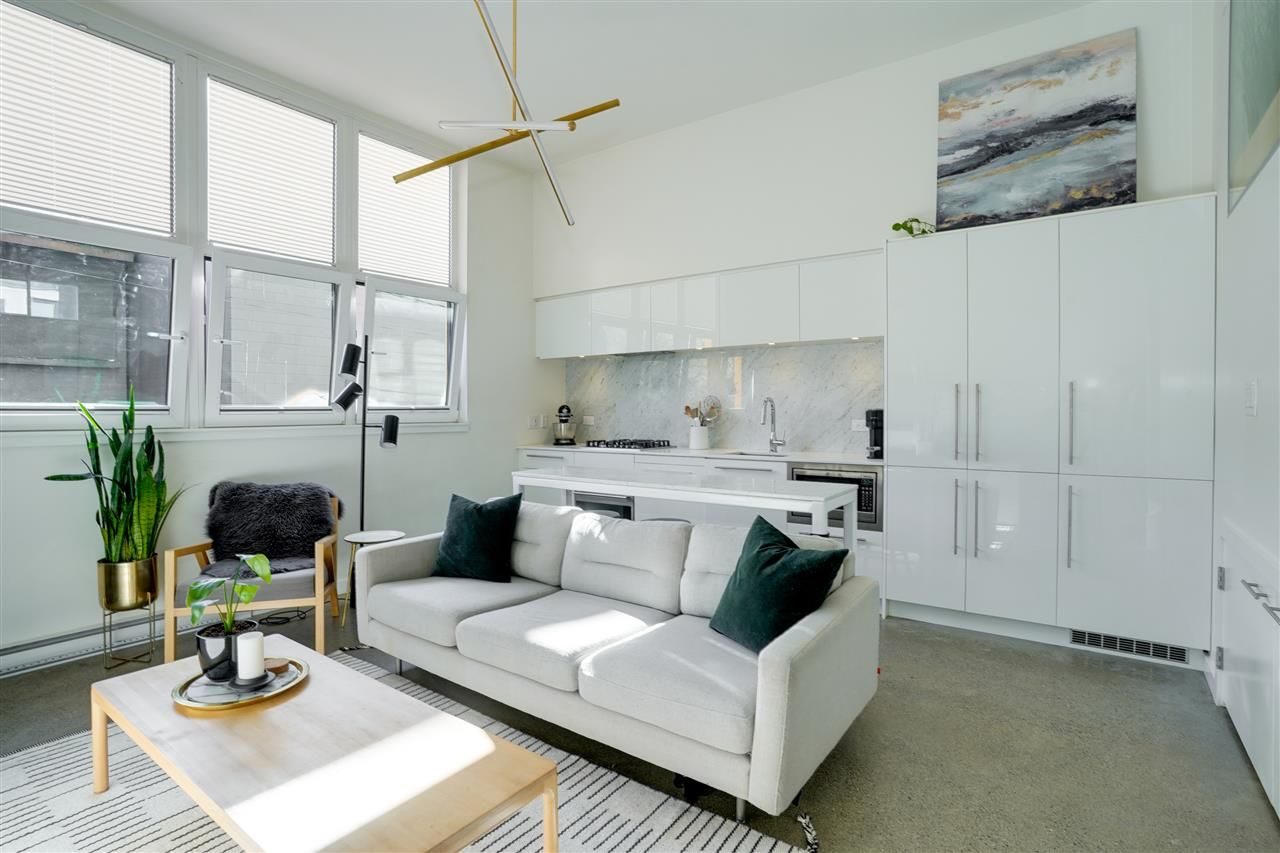"""Main Photo: 203 150 E CORDOVA Street in Vancouver: Downtown VE Condo for sale in """"IN GASTOWN"""" (Vancouver East)  : MLS®# R2572782"""