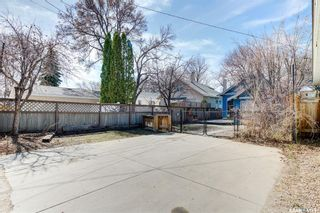 Photo 42: 732 5th Avenue North in Saskatoon: City Park Residential for sale : MLS®# SK852619