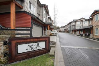"Photo 20: 84 11305 240 Street in Maple Ridge: Cottonwood MR Townhouse for sale in ""Maple Heights"" : MLS®# R2264567"