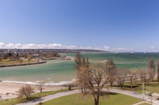 """Photo 1: 1103 1311 BEACH Avenue in Vancouver: West End VW Condo for sale in """"Tudor Manor"""" (Vancouver West)  : MLS®# R2565249"""