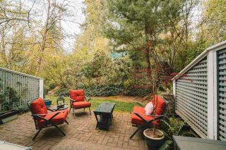 "Photo 31: 8165 FOREST GROVE Drive in Burnaby: Forest Hills BN Townhouse for sale in ""Wembley Estate"" (Burnaby North)  : MLS®# R2571998"