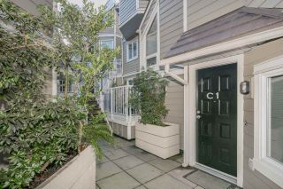 """Photo 2: C1 1100 W 6TH Avenue in Vancouver: Fairview VW Townhouse for sale in """"Fairview Place"""" (Vancouver West)  : MLS®# R2141815"""
