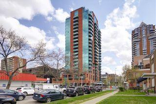 Photo 1: 1805 836 15 Avenue SW in Calgary: Beltline Apartment for sale : MLS®# C4245716