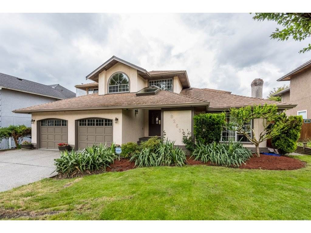 """Main Photo: 8265 148B Street in Surrey: Bear Creek Green Timbers House for sale in """"Shaughnessy Estates"""" : MLS®# R2183721"""