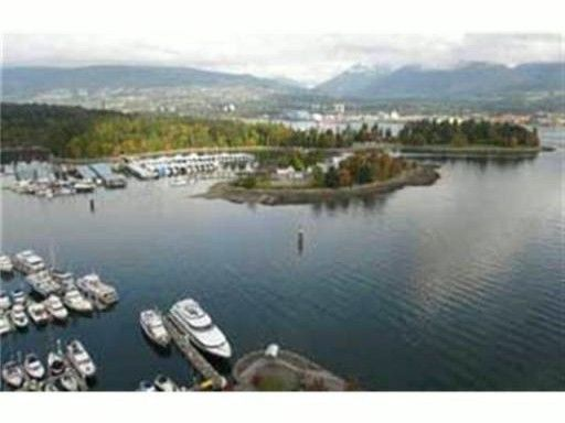Main Photo: # 2801 1281 W CORDOVA ST in Vancouver: Coal Harbour Condo for sale (Vancouver West)  : MLS®# V1079053