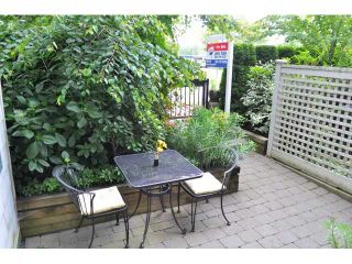 """Photo 9: 2575 EAST Mall in Vancouver: University VW Townhouse for sale in """"LOGAN LANE"""" (Vancouver West)  : MLS®# V839250"""