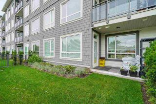"""Photo 25: 114 13628 81A Avenue in Surrey: Bear Creek Green Timbers Condo for sale in """"King's Landing"""" : MLS®# R2592974"""