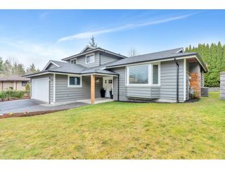 Photo 1: 4686 208A Street in Langley: Langley City House for sale : MLS®# R2555013
