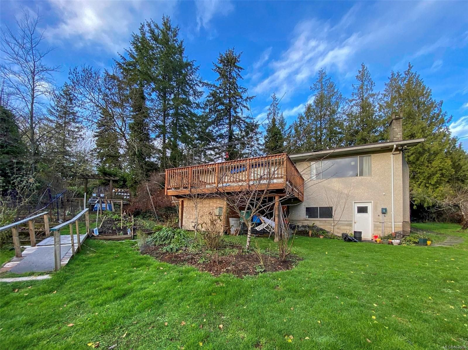 Main Photo: 375 Conway Rd in : SW Prospect Lake House for sale (Saanich West)  : MLS®# 863964