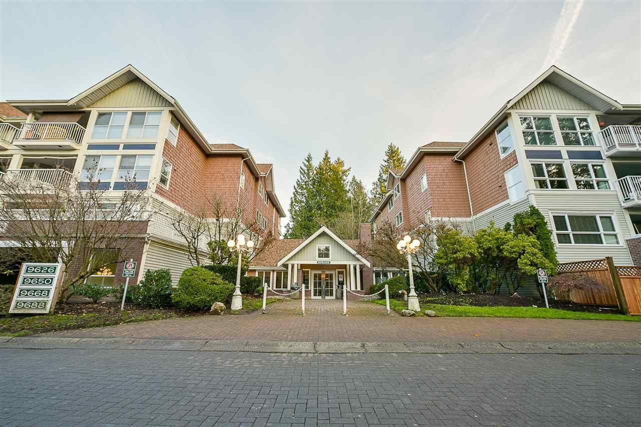 "Main Photo: 319 9626 148 Street in Surrey: Guildford Condo for sale in ""Hartford Woods"" (North Surrey)  : MLS®# R2228144"