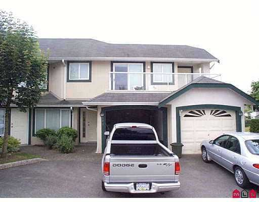 """Main Photo: 121 3160 TOWNLINE RD in Abbotsford: Abbotsford West Townhouse for sale in """"SOUTHPOINT"""" : MLS®# F2508015"""