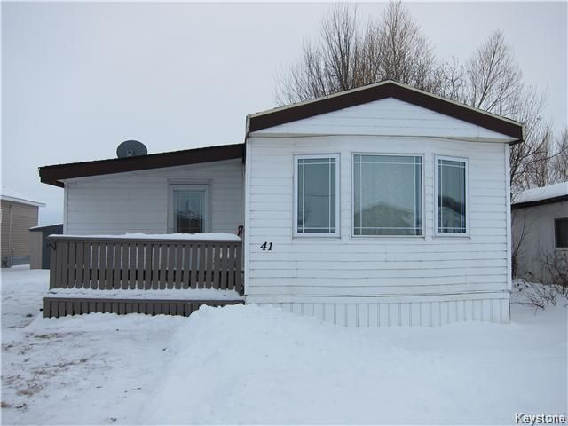 Main Photo: 41 Colorado Trailer Park in New Bothwell: Manitoba Other Residential for sale : MLS®# 1600283