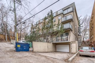 Photo 38: 7 2440 14 Street SW in Calgary: Upper Mount Royal Row/Townhouse for sale : MLS®# A1093571