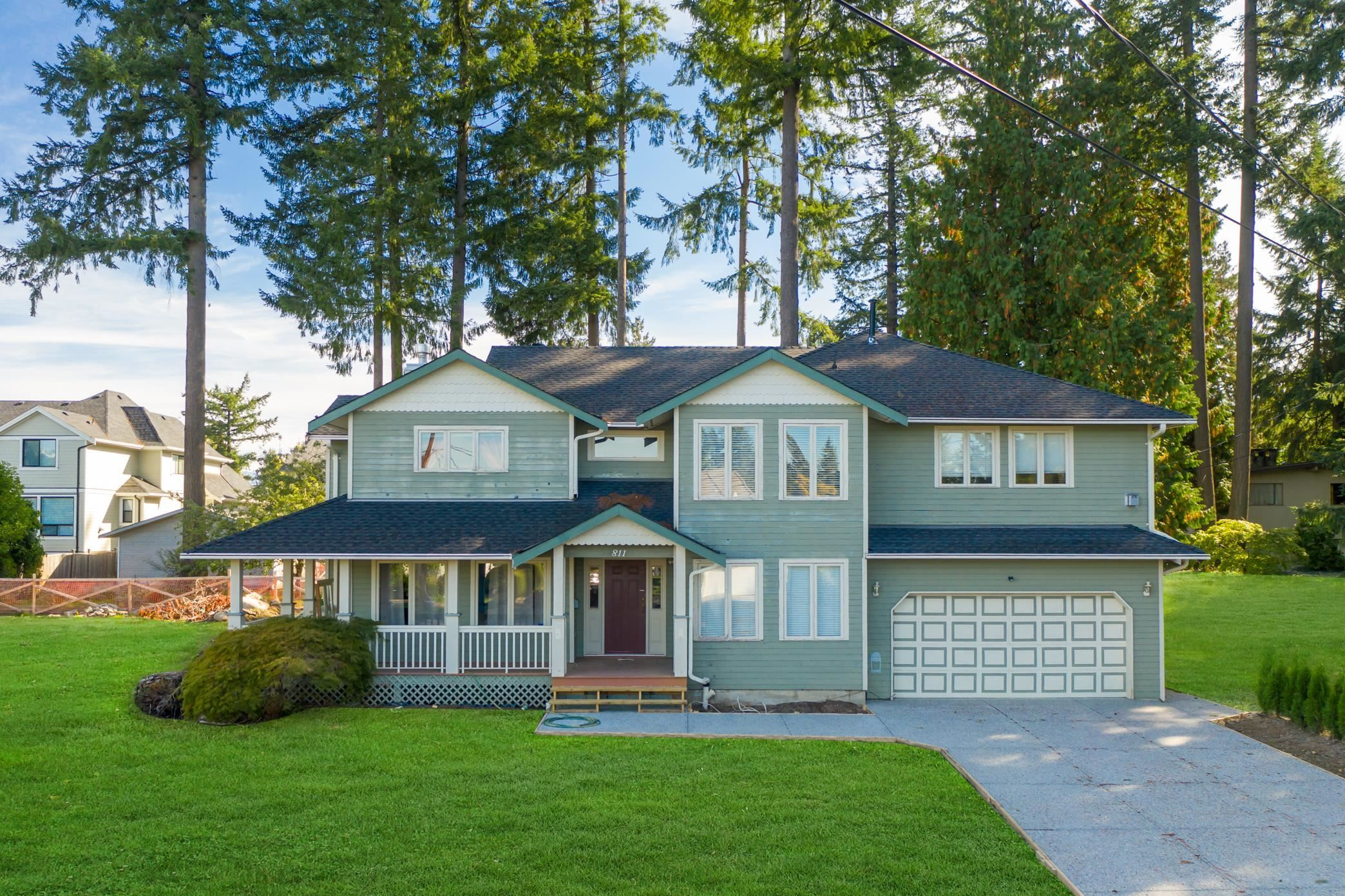 Main Photo: 811 KELVIN Street in Coquitlam: Harbour Chines House for sale : MLS®# R2622197