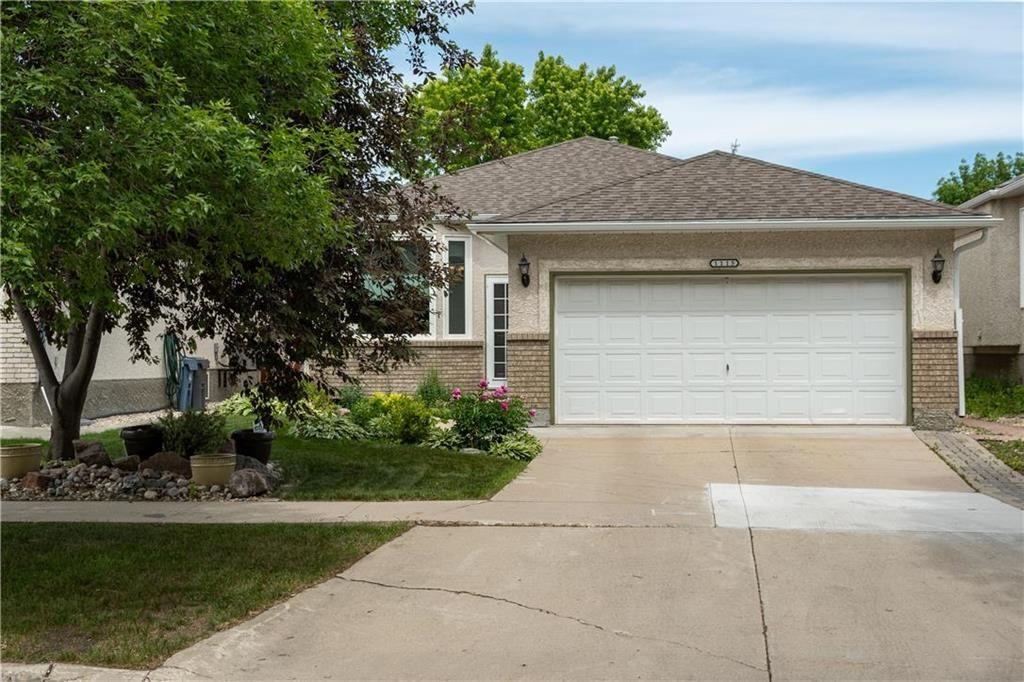 Main Photo: 1115 Waterford Avenue in Winnipeg: West Fort Garry Residential for sale (1Jw)  : MLS®# 202116113