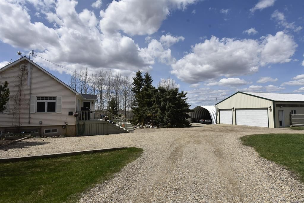Main Photo: 275033 RANGE ROAD 22 in Rural Rocky View County: Rural Rocky View MD Detached for sale : MLS®# A1106587