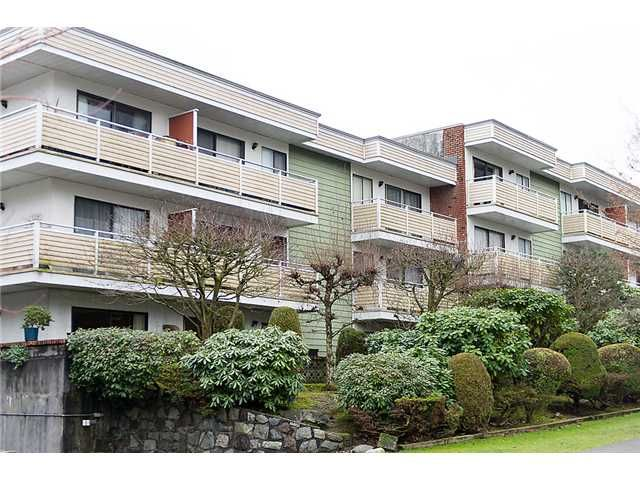 """Main Photo: 316 750 E 7TH Avenue in Vancouver: Mount Pleasant VE Condo for sale in """"DOGWOOD PLACE"""" (Vancouver East)  : MLS®# V1041888"""