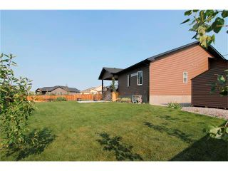 Photo 42: 24 Vermont Close: Olds House for sale : MLS®# C4027121