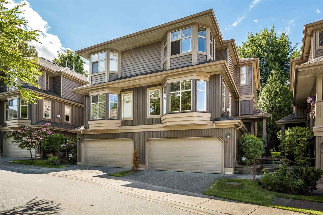 """Main Photo: 5 8868 16TH Avenue in Burnaby: The Crest Townhouse for sale in """"CRESCENT HEIGHTS"""" (Burnaby East)  : MLS®# R2592167"""