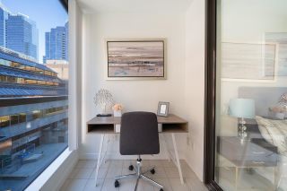 """Photo 11: 611 1189 HOWE Street in Vancouver: Downtown VW Condo for sale in """"GENESIS"""" (Vancouver West)  : MLS®# R2581550"""
