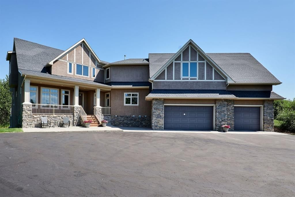 Main Photo: 87 Cheyanne Meadows Way in Rural Rocky View County: Rural Rocky View MD Detached for sale : MLS®# A1146899