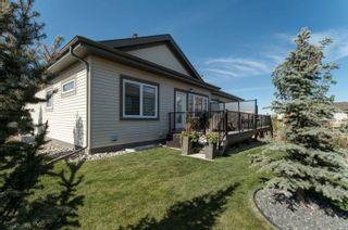 Photo 3: 215 50 HEATHERGLEN Drive: Spruce Grove House Half Duplex for sale : MLS®# E4263585