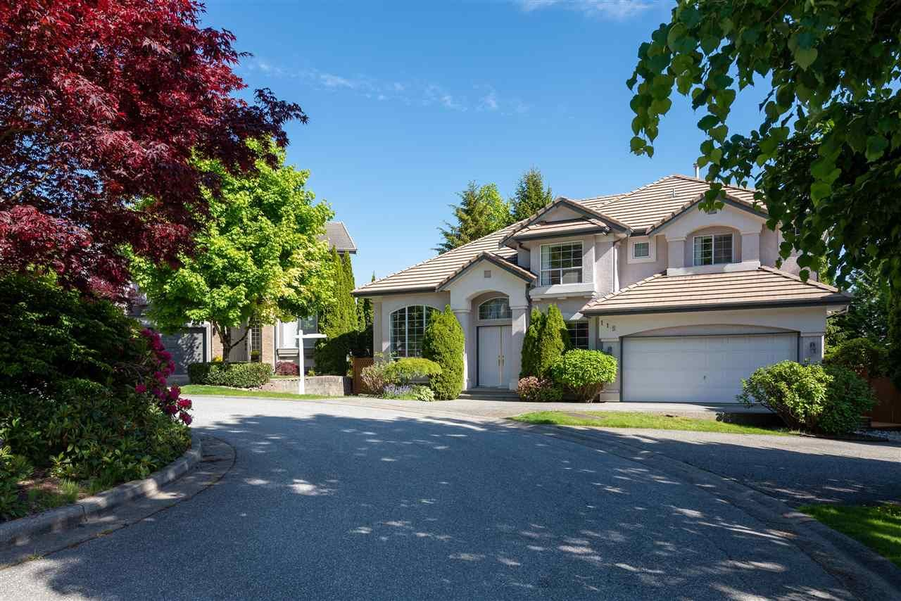 """Main Photo: 115 LINDEN Court in Port Moody: Heritage Woods PM House for sale in """"HERITAGE WOODS-LINDEN CRT"""" : MLS®# R2583637"""