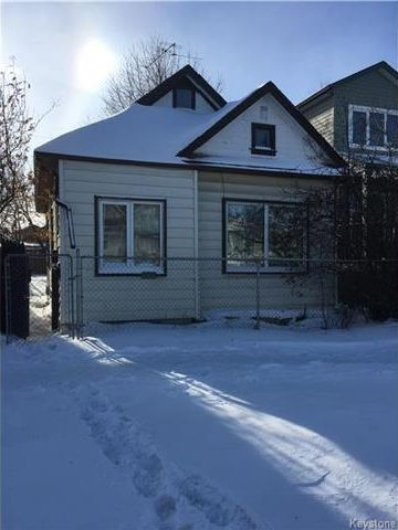 Main Photo: 660 Aberdeen Avenue in Winnipeg: North End Residential for sale (4A)  : MLS®# 1802140