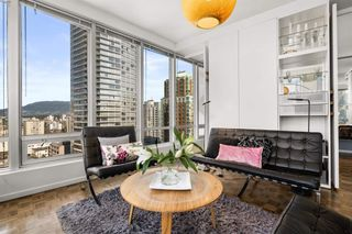 "Photo 6: 1207 989 NELSON Street in Vancouver: Downtown VW Condo for sale in ""THE ELECTRA"" (Vancouver West)  : MLS®# R2567499"