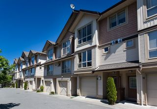 """Photo 1: 20 20350 68 Avenue in Langley: Willoughby Heights Townhouse for sale in """"Sunridge"""" : MLS®# R2068520"""