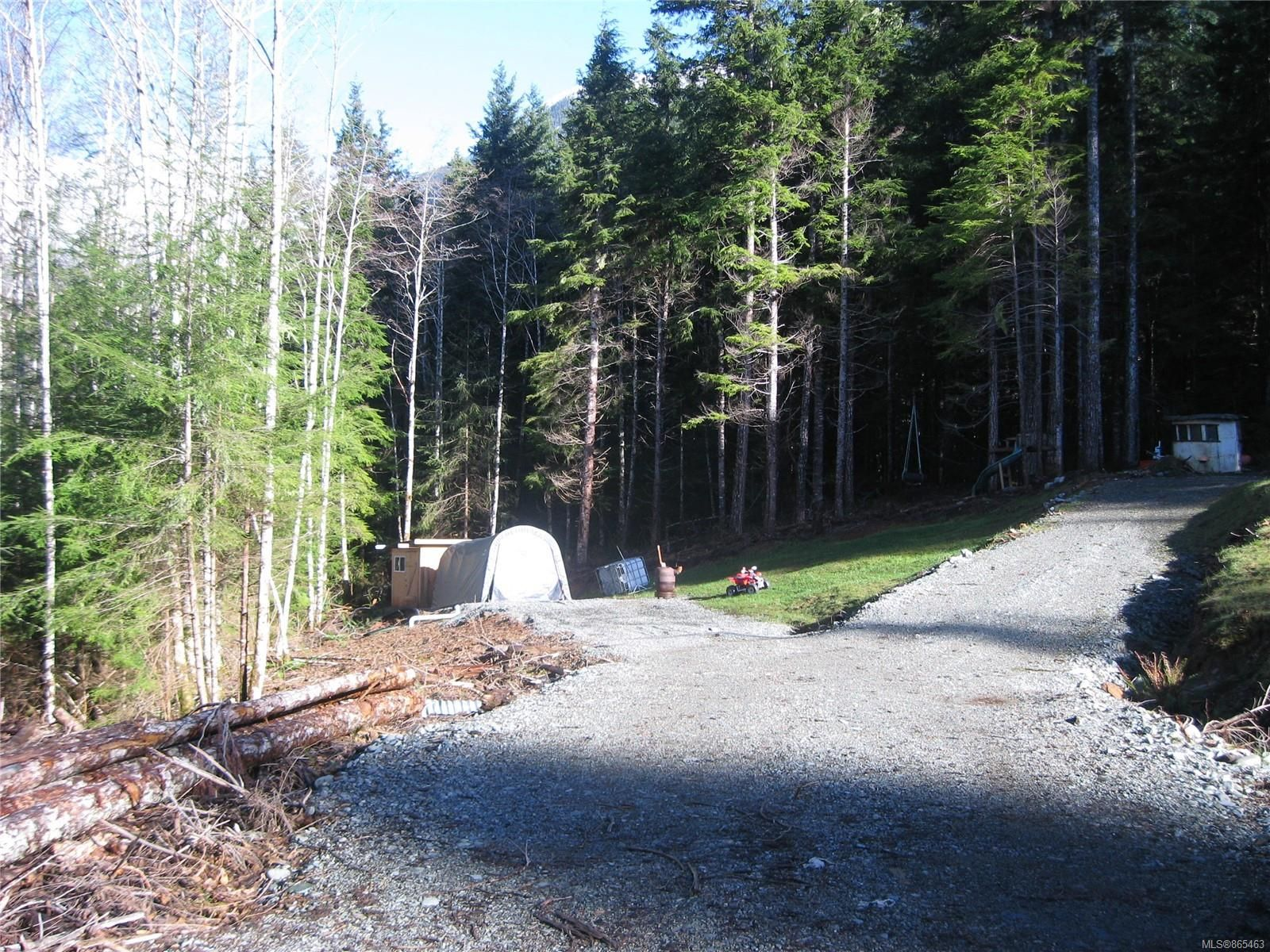 Photo 1: Photos: 1230 Cottonwood Rd in : NI Kelsey Bay/Sayward Land for sale (North Island)  : MLS®# 865463