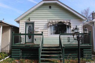 Main Photo: 2467 Edgar Street in Regina: Arnhem Place Residential for sale : MLS®# SK871945