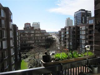 """Photo 14: 615 950 DRAKE Street in Vancouver: Downtown VW Condo for sale in """"Anchor Point 11"""" (Vancouver West)  : MLS®# V882505"""