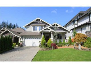 Photo 1: 15 MAPLE DR in Port Moody: Heritage Woods PM House for sale : MLS®# V952330