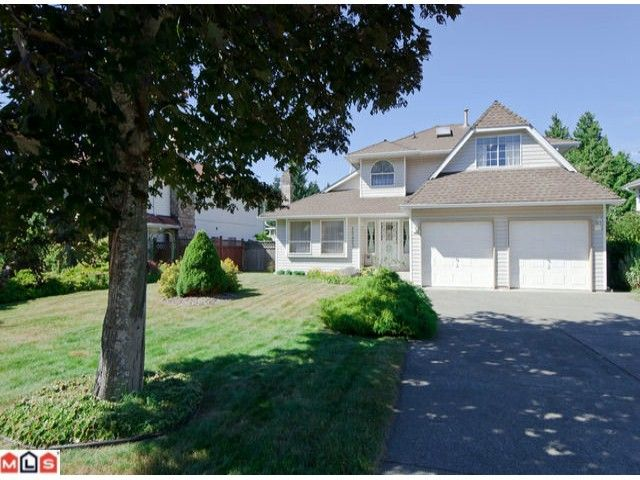 """Main Photo: 15423 91A Avenue in Surrey: Fleetwood Tynehead House for sale in """"Berkshire Park"""" : MLS®# F1219981"""
