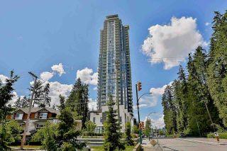 Photo 1: 802 3080 LINCOLN Avenue in Coquitlam: North Coquitlam Condo for sale : MLS®# R2581322
