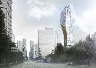 """Photo 13: 3104 1550 ALBERNI Street in Vancouver: West End VW Condo for sale in """"ALBERNI BY KENGO KUMA"""" (Vancouver West)  : MLS®# R2519312"""